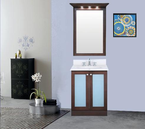 Concord 25 Bathroom Vanity Scarborough Toronto Markham Pickering Ajax Whitby