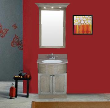 Exotica 25 Bathroom Vanity Scarborough Toronto Markham Pickering Ajax Whitby