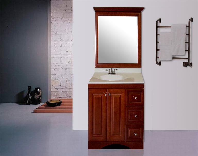 Lotus 36 Bathroom Vanity Scarborough Toronto Markham Pickering Ajax Whitby