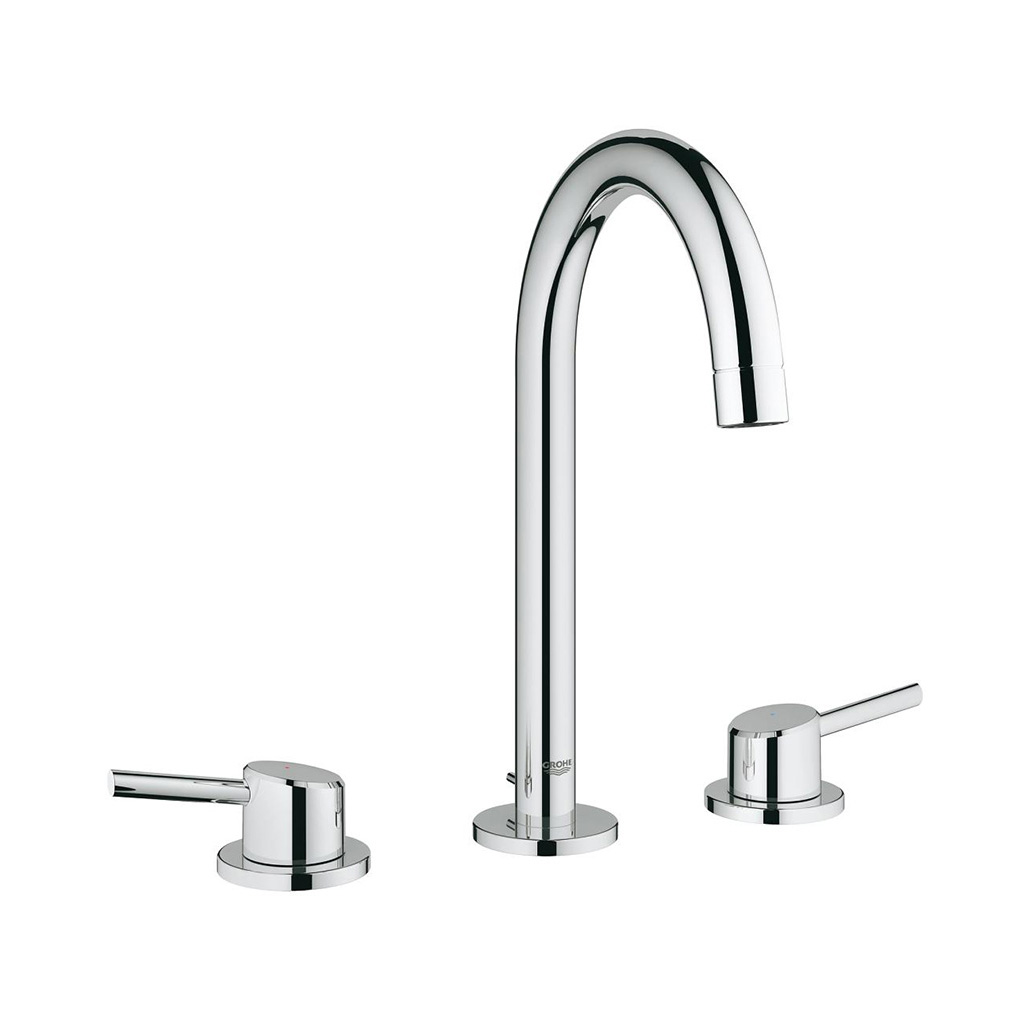 Grohe Concetto 8″ Widespread Two-Handle Bathroom Faucet L-Size |