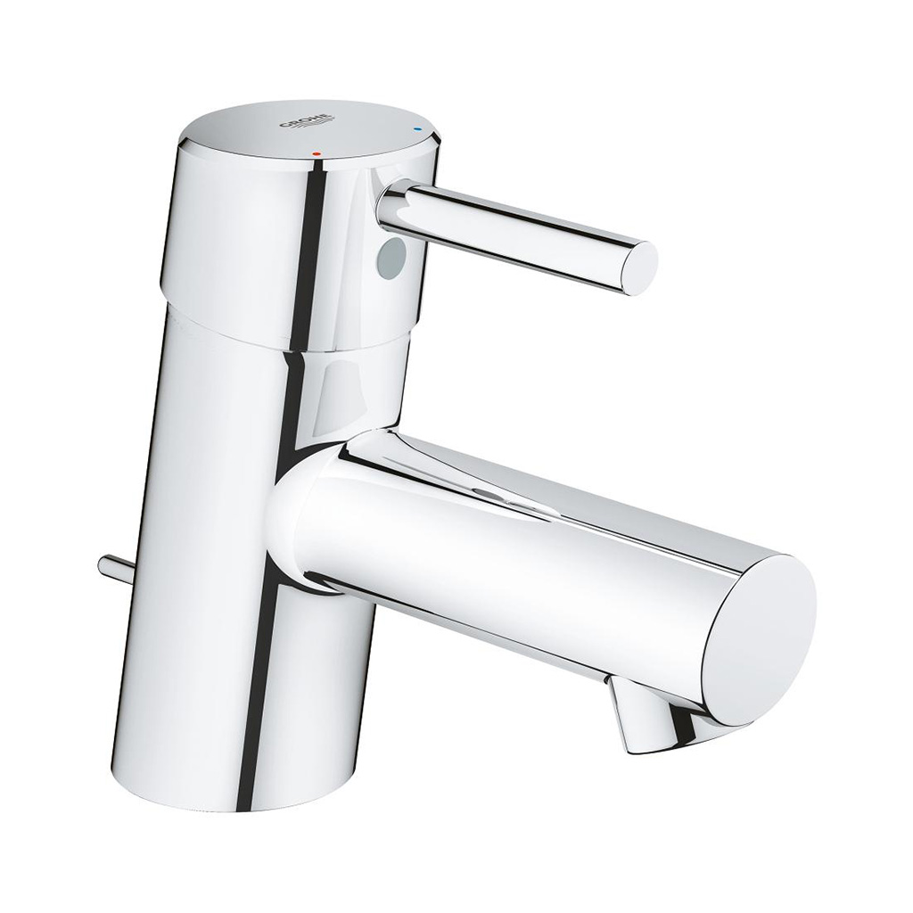 Grohe Concetto Single Handle Bathroom Faucet Xs Size