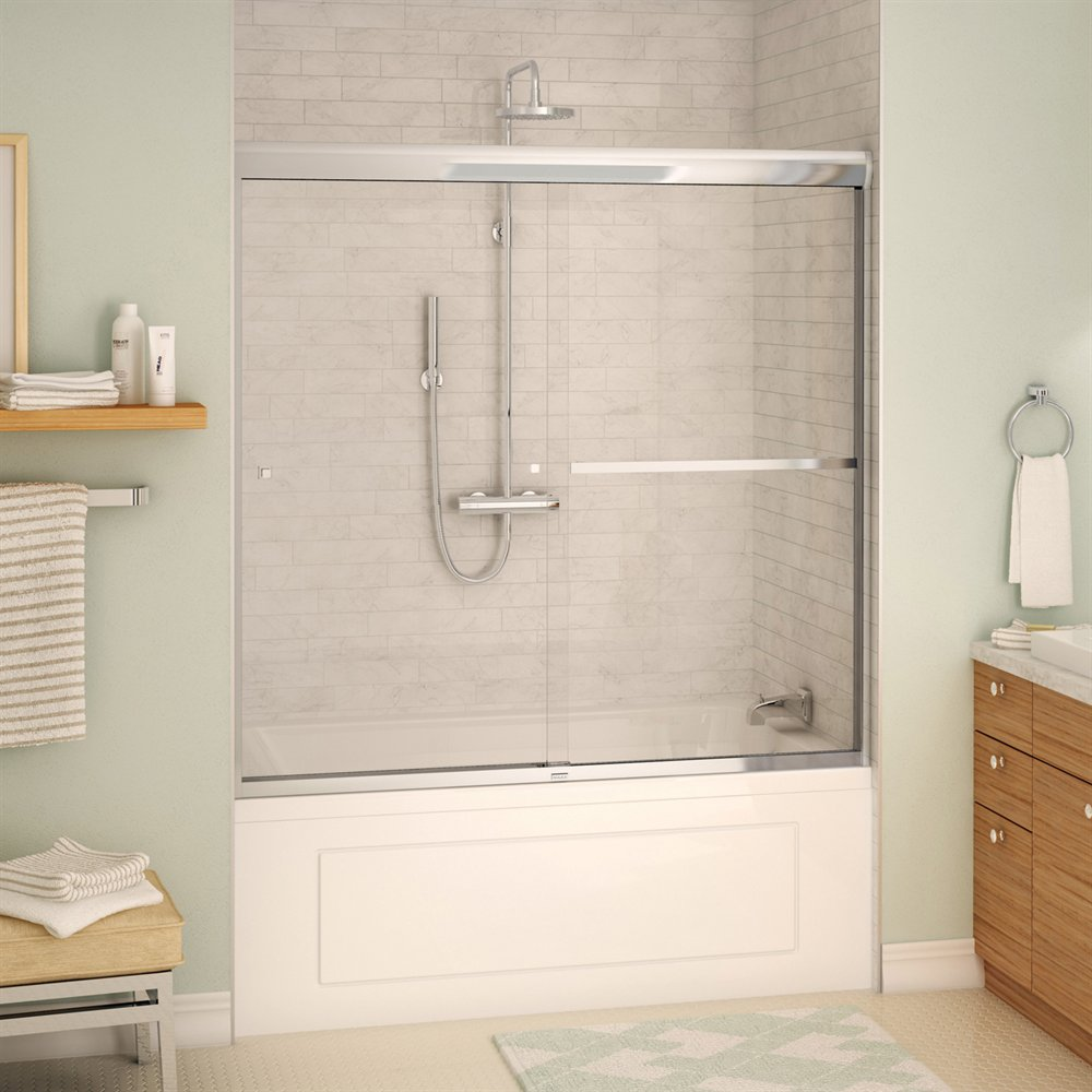 Maax Kameleon 8mm Sc Shower Door And Tub Door