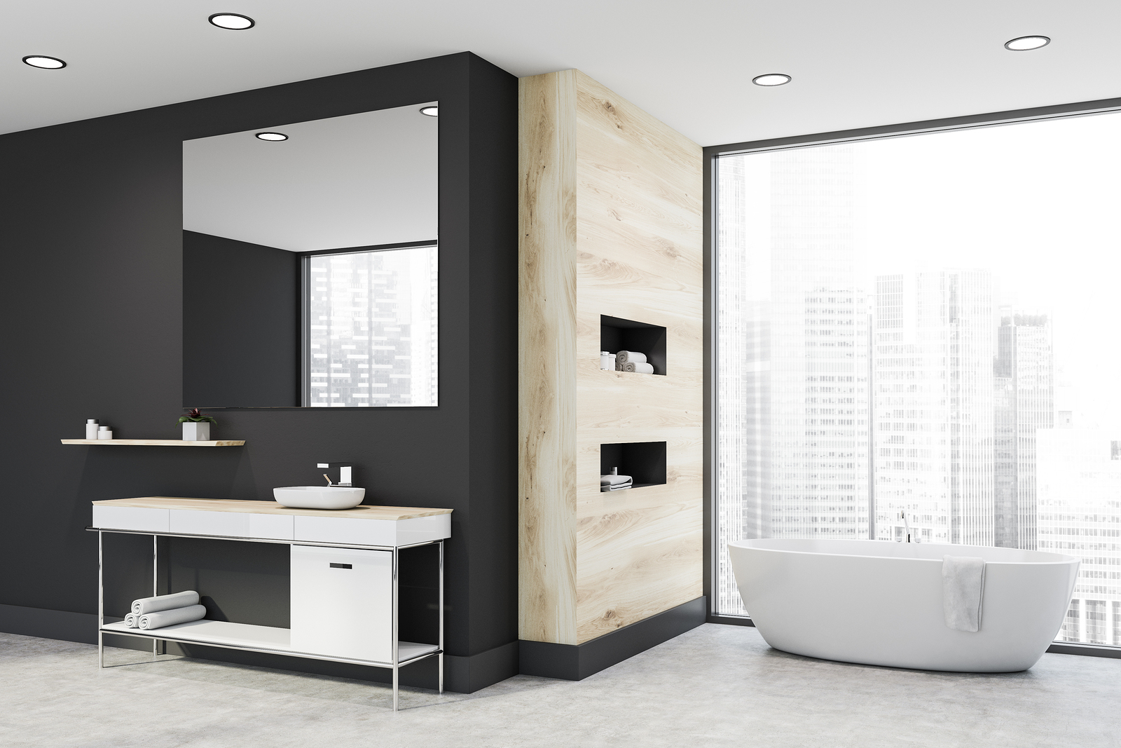 , 4 Ways To Achieve Minimalism in Bathroom Designs & Renovations, Bradshaw Plumbing Service & Parts